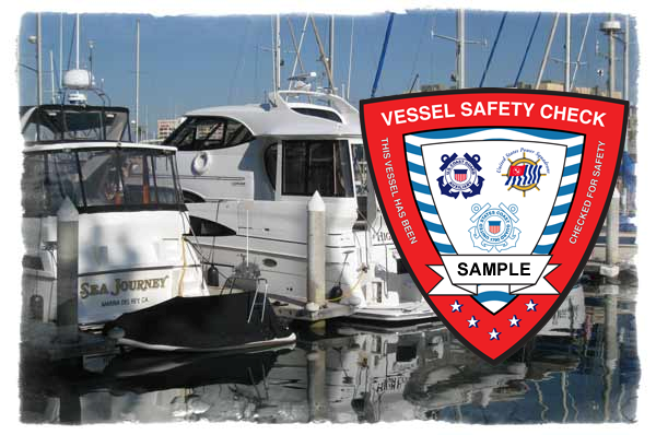 Image for Vessel Safety Checks